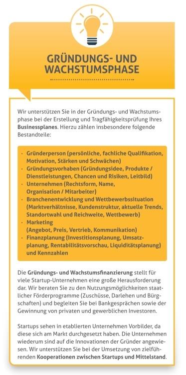 Gründung Stiftung und Verein