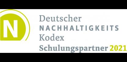 Deutscher Nachhaltigkeitskodex (DNK) Schulungspartner